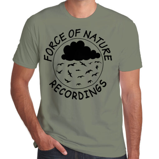 Force Of Nature Seagull T-Shirt