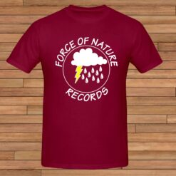 Force of nature - Maroon