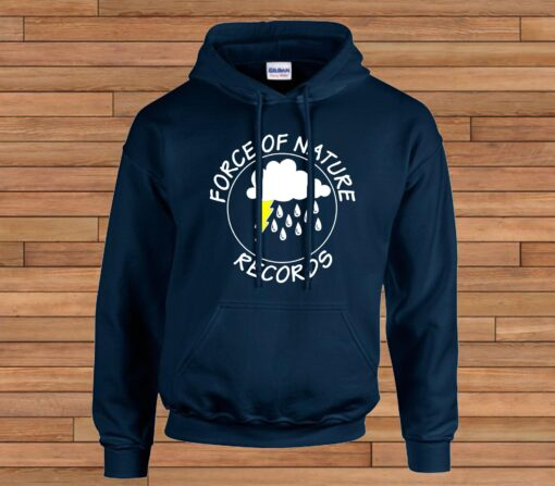 Official Force Of Nature Lightning Hoody