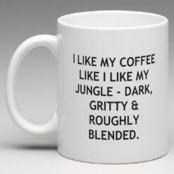 Junglists Coffee Mug