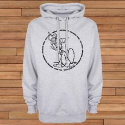 Official Underdog Recordings Exclusive Test Press Dog Hoody