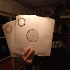 Super Limited BLACK VINYL Test Presses of Tearin Vinyl X2