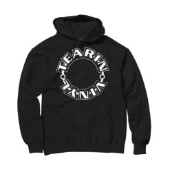 Official Tearin Vinyl Hoody