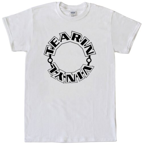 Official Tearin Vinyl T-Shirt