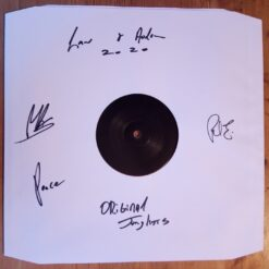 VFS027 Signed Label