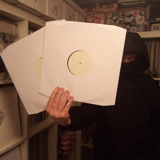 Super Limited BLACK VINYL Amen Brother Test Presses